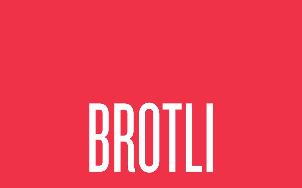 BROTLI