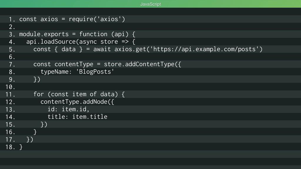 const axios = require('axios') module.exports =...