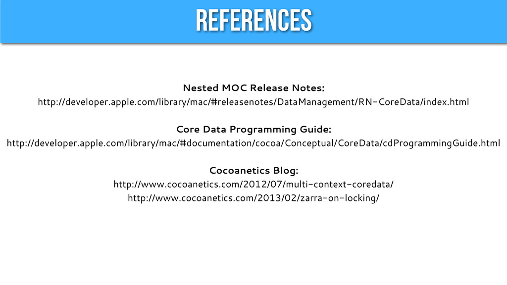 References Nested MOC Release Notes: http://dev...