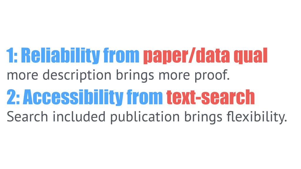 1: Reliability from paper/data qual more descri...