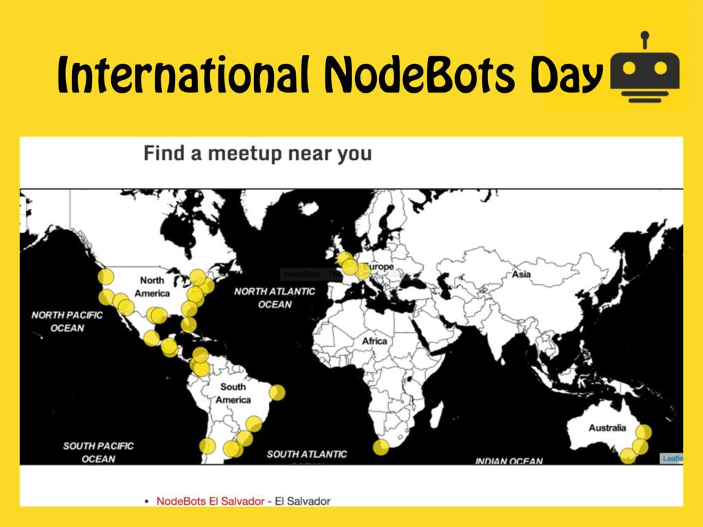 International NodeBots Day