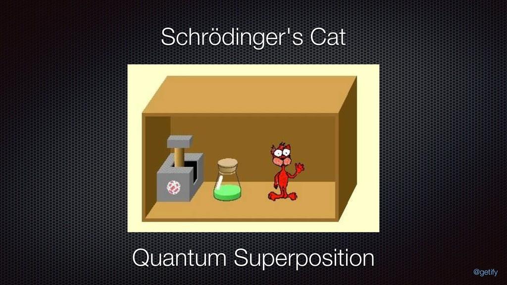 Schrödinger's Cat Quantum Superposition @getify