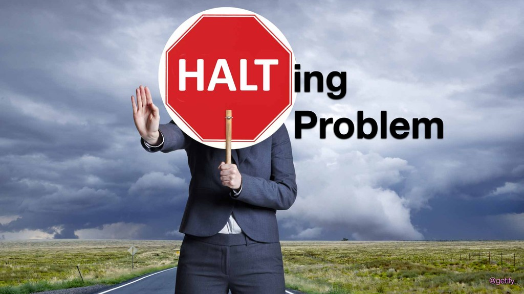 ing Problem @getify
