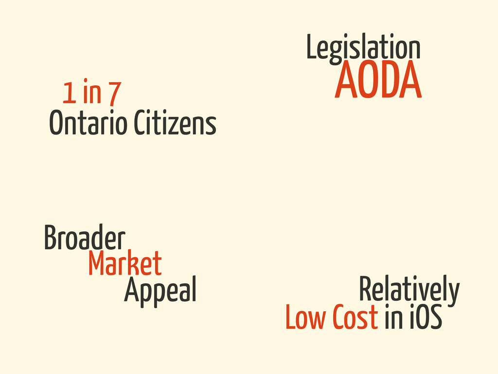 Legislation Ontario Citizens Broader Low Cost i...