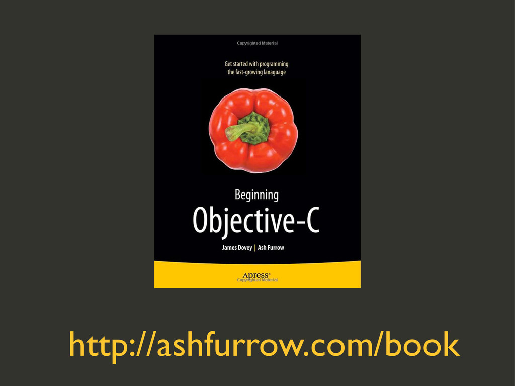 http://ashfurrow.com/book