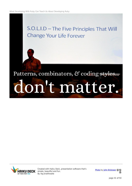 Created with Haiku Deck, presentation software ...