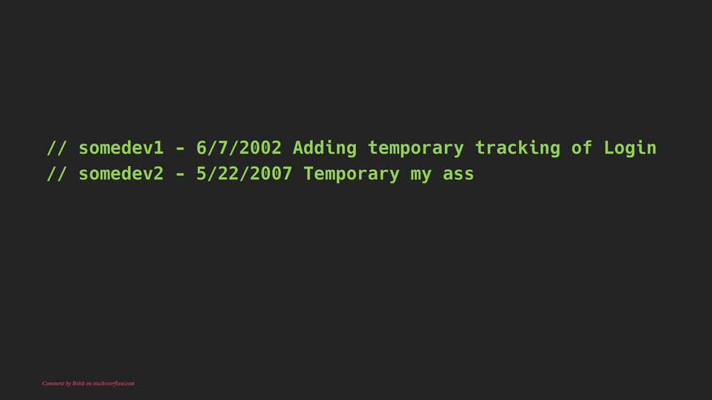 // somedev1 - 6/7/2002 Adding temporary trackin...