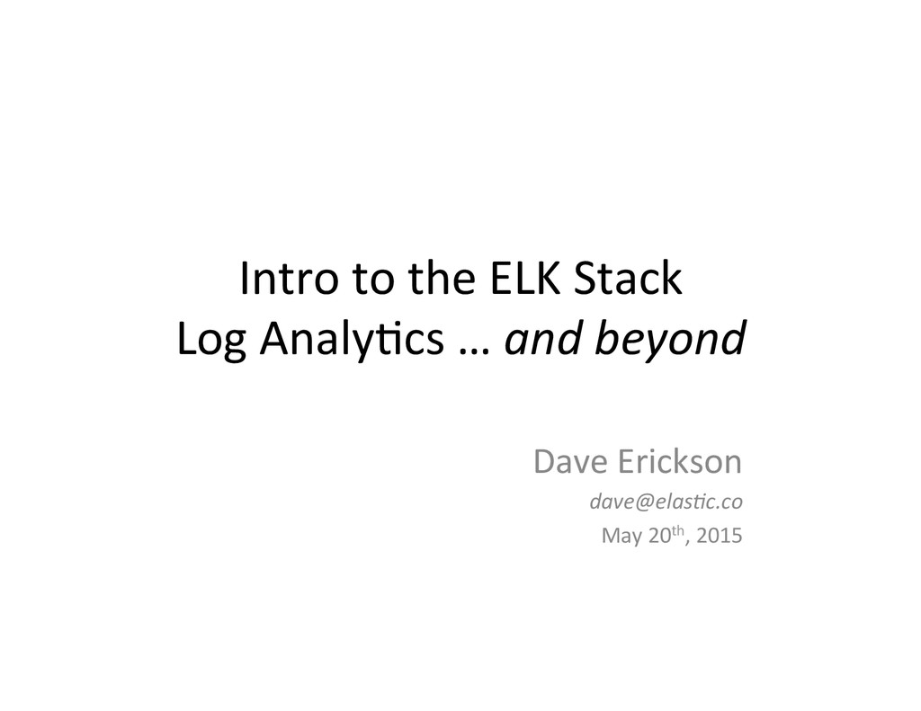 Intro	