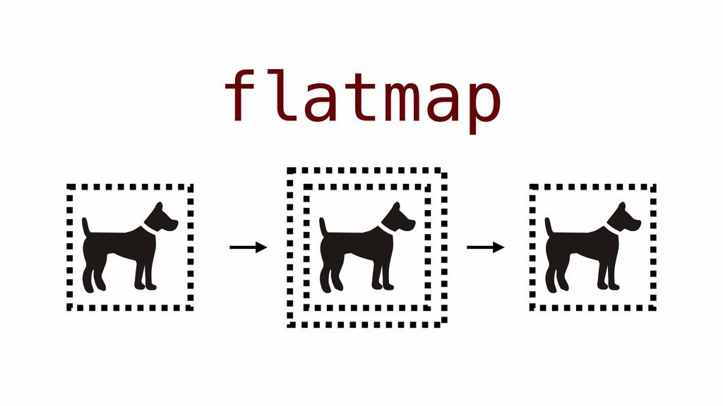 flatmap