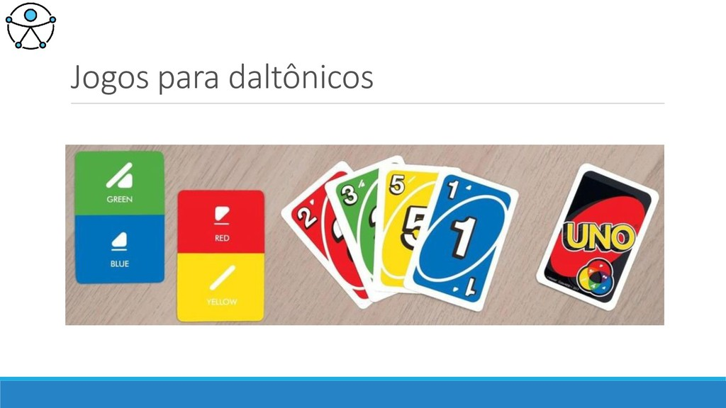 Jogos para daltônicos
