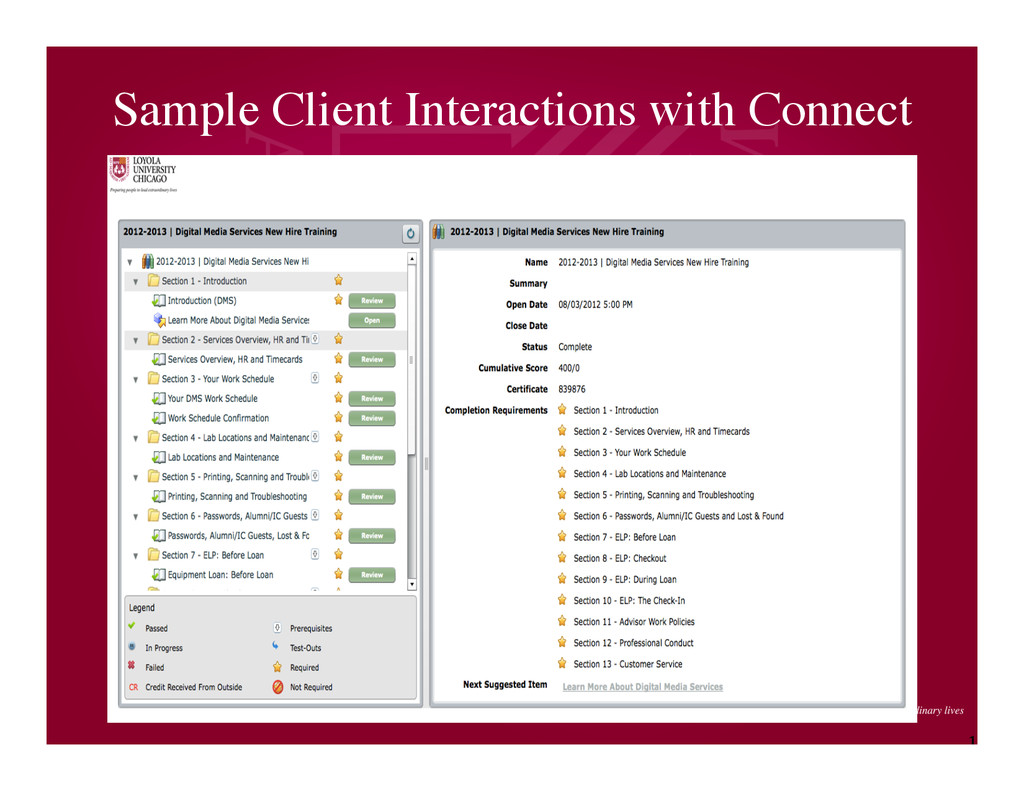 1 5 Sample Client Interactions with Connect