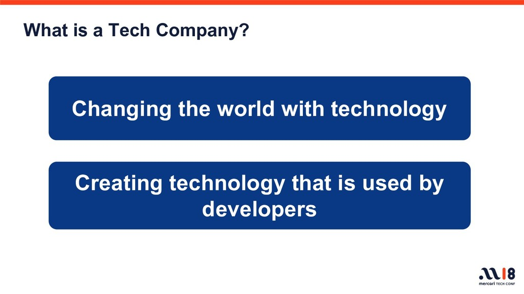 Changing the world with technology Creating tec...