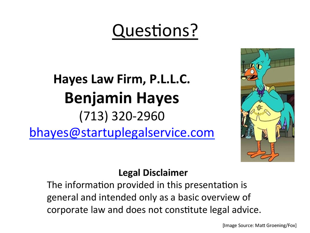Ques.ons?	