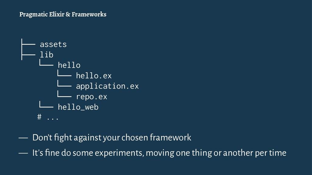 Pragmatic Elixir & Frameworks ├── assets ├── li...