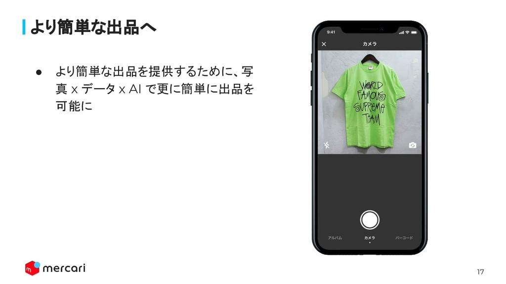 17 Confidential - Do Not Share より簡単な出品へ ● より簡単な出...