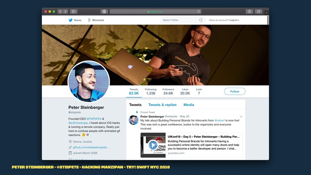 Peter Steinberger - @steipete - Hacking Marzipa...