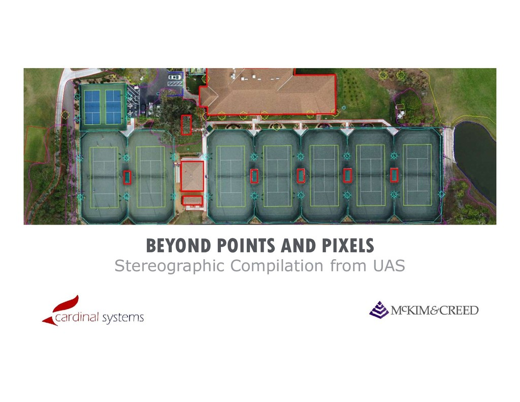 BEYOND POINTS AND PIXELS Stereographic Compilat...