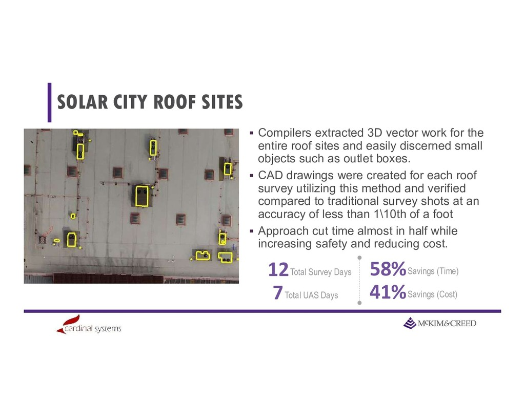 SOLAR CITY ROOF SITES  Compilers extracted 3D ...