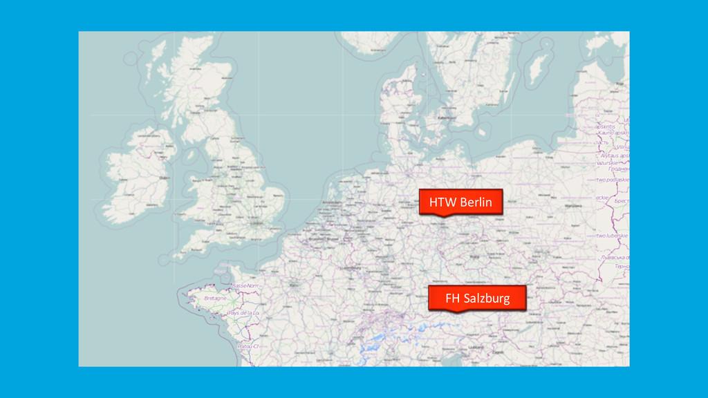HTW$Berlin FH$Salzburg