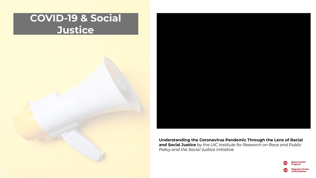 COVID-19 & Social Justice Understanding the Cor...