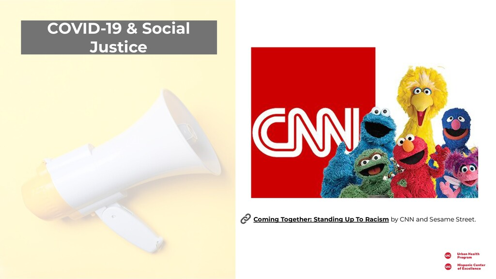 COVID-19 & Social Justice Coming Together: Stan...