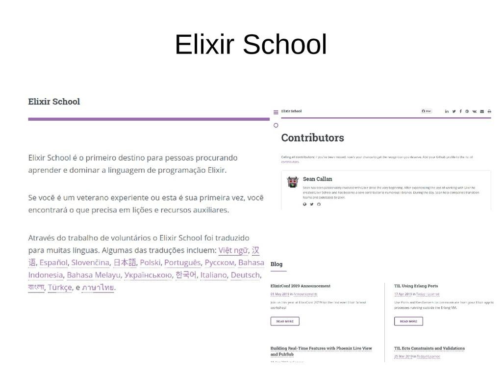 44 Elixir School