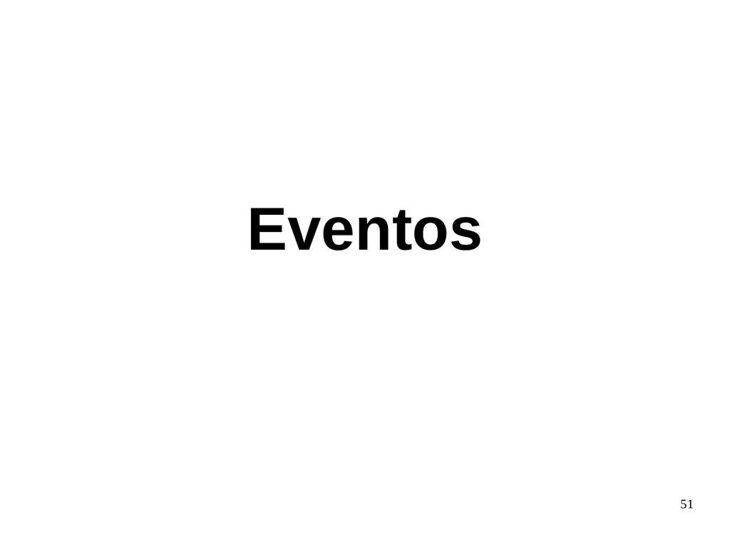51 Eventos
