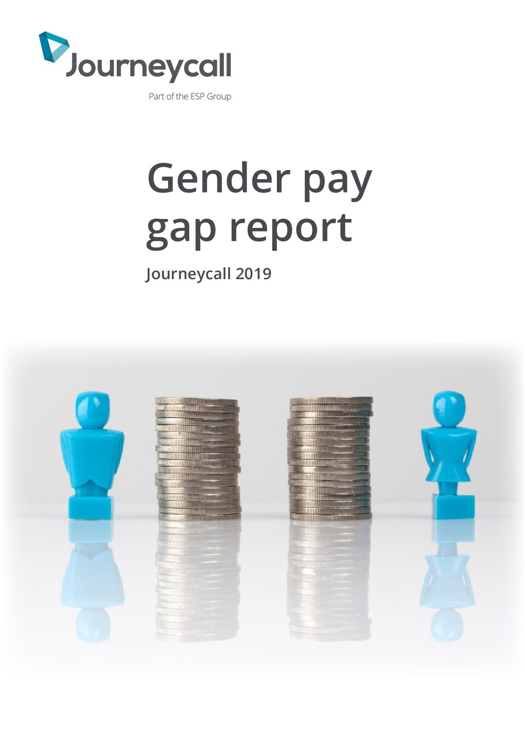 Gender pay gap report Journeycall 2019