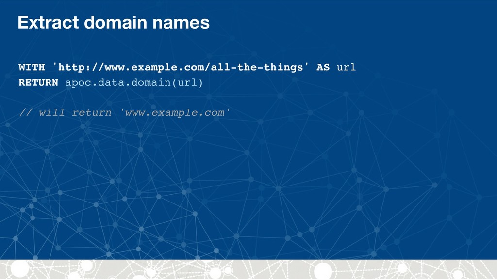 Extract domain names WITH 'http://www.example.c...