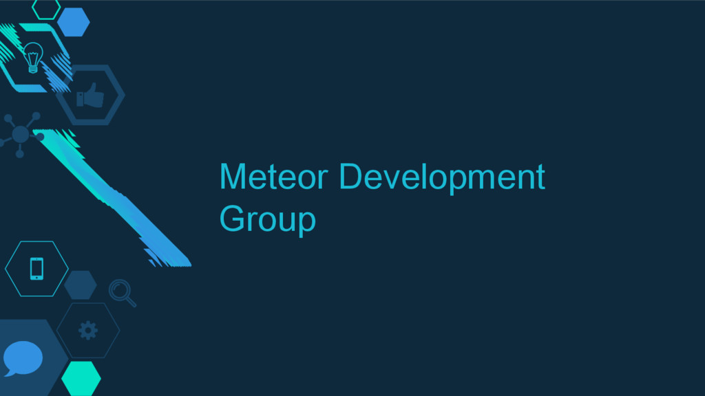 Meteor Development Group