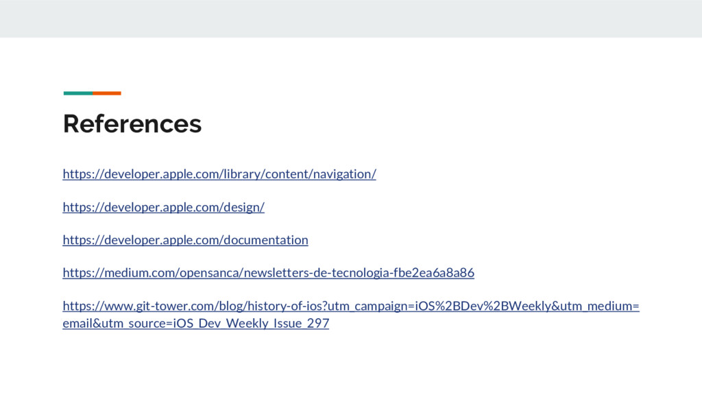 References https://developer.apple.com/library/...