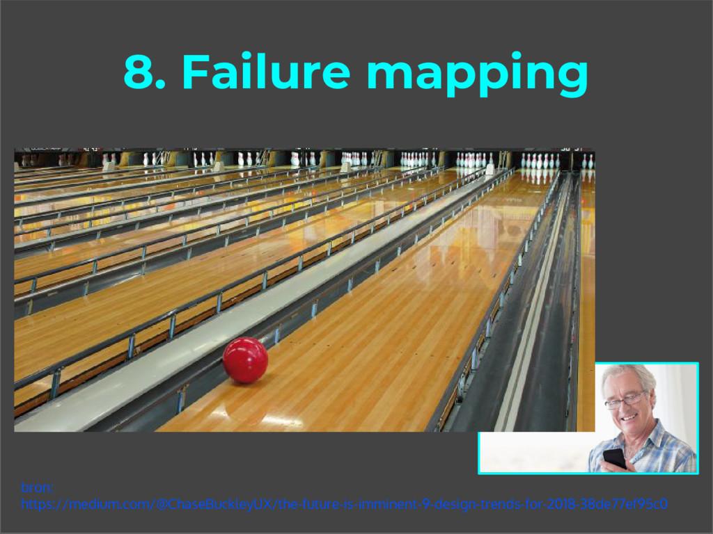 8. Failure mapping bron: https://medium.com/@Ch...