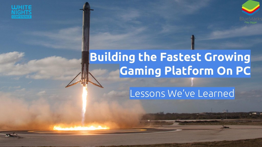 Building the Fastest Growing Gaming Platform On...