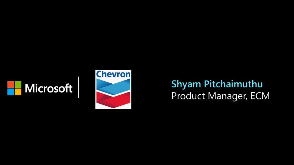 Classified as Microsoft Confidential Shyam Pitc...