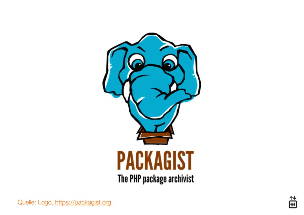 Quelle: Logo, https://packagist.org