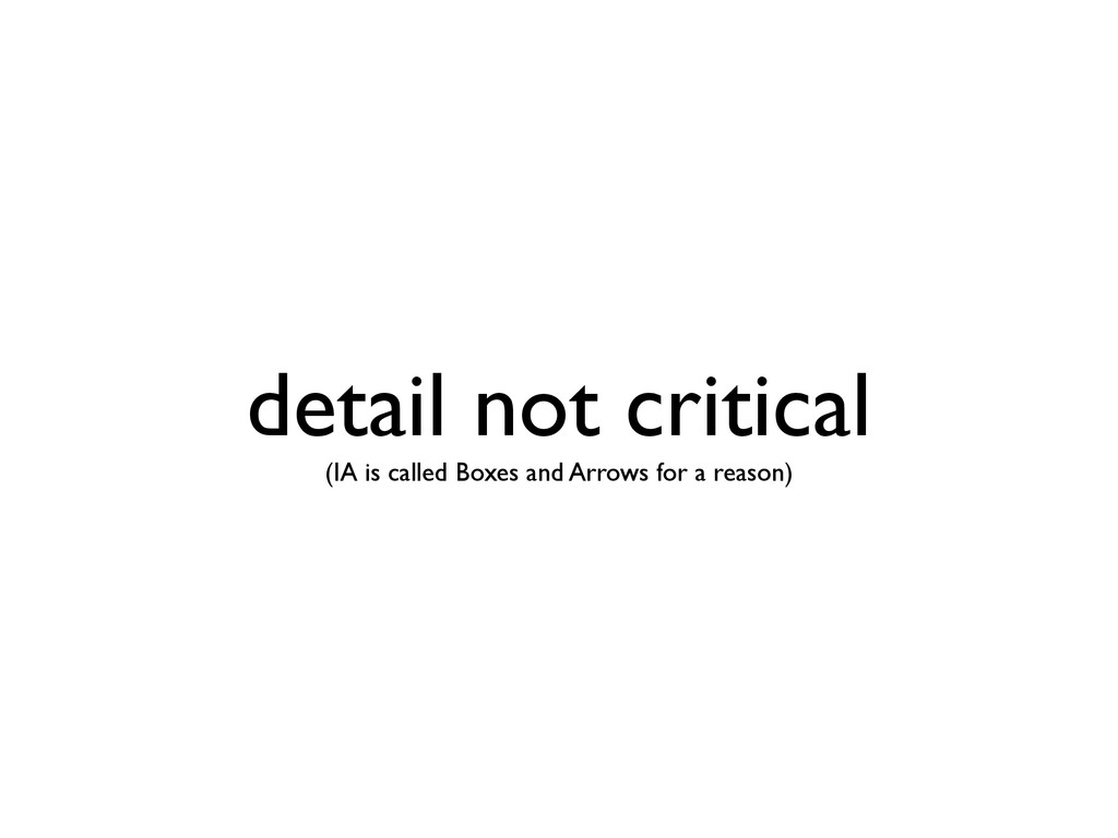 detail not critical (IA is called Boxes and Ar...