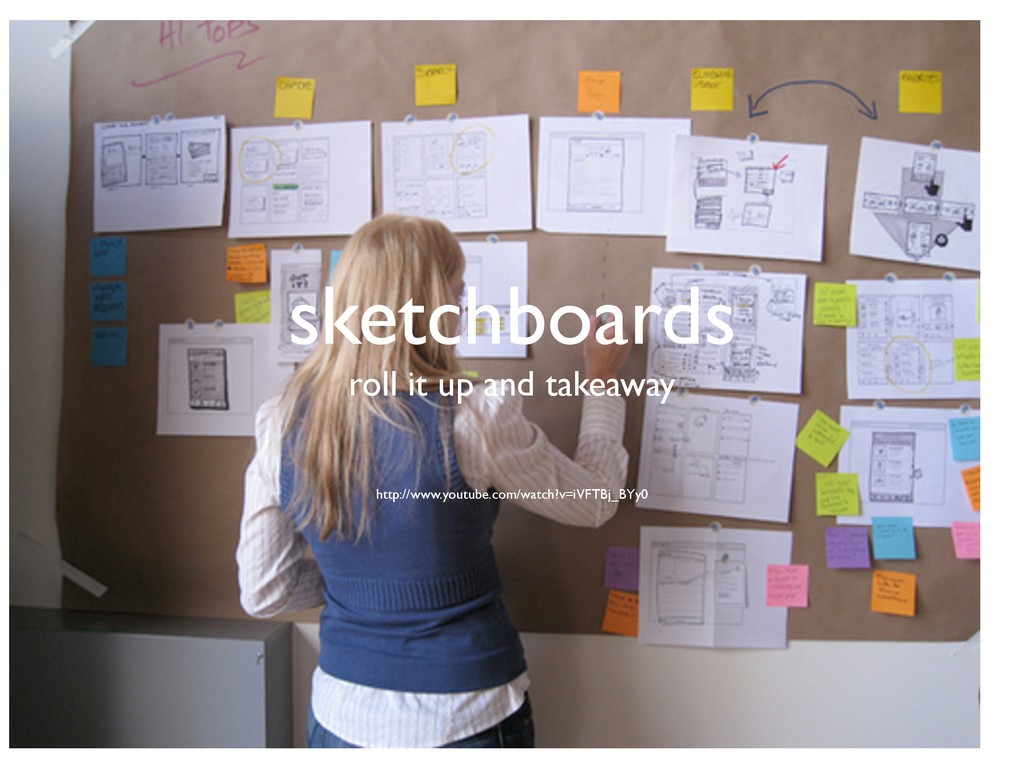 sketchboards roll it up and takeaway http://w...