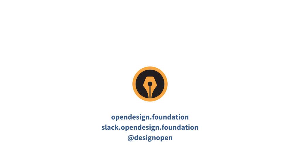 opendesign.foundation slack.opendesign.foundati...