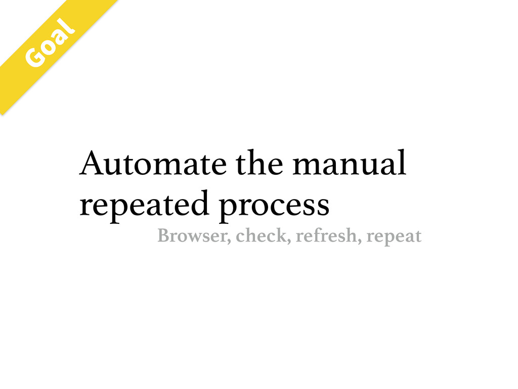 ( PBM Automate the manual repeated process Brow...
