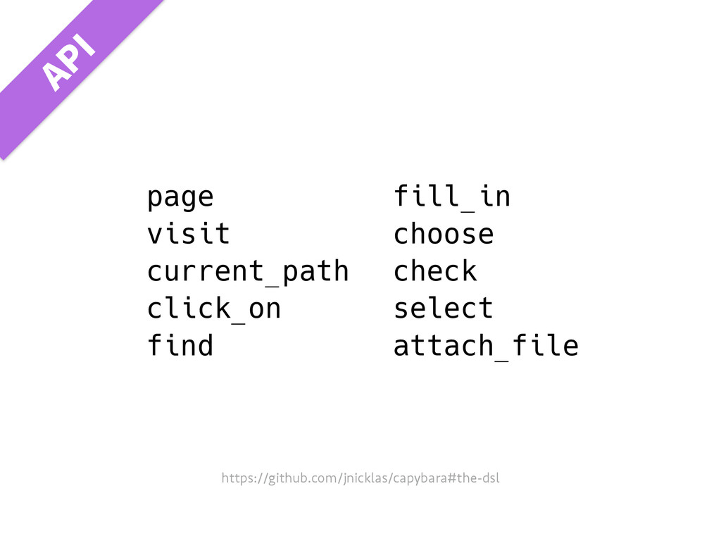 """1* page visit current_path click_on find fill_..."
