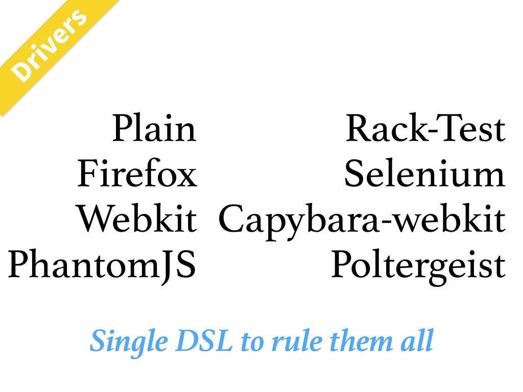 % SJWFST Plain Firefox Webkit PhantomJS Rack-Te...