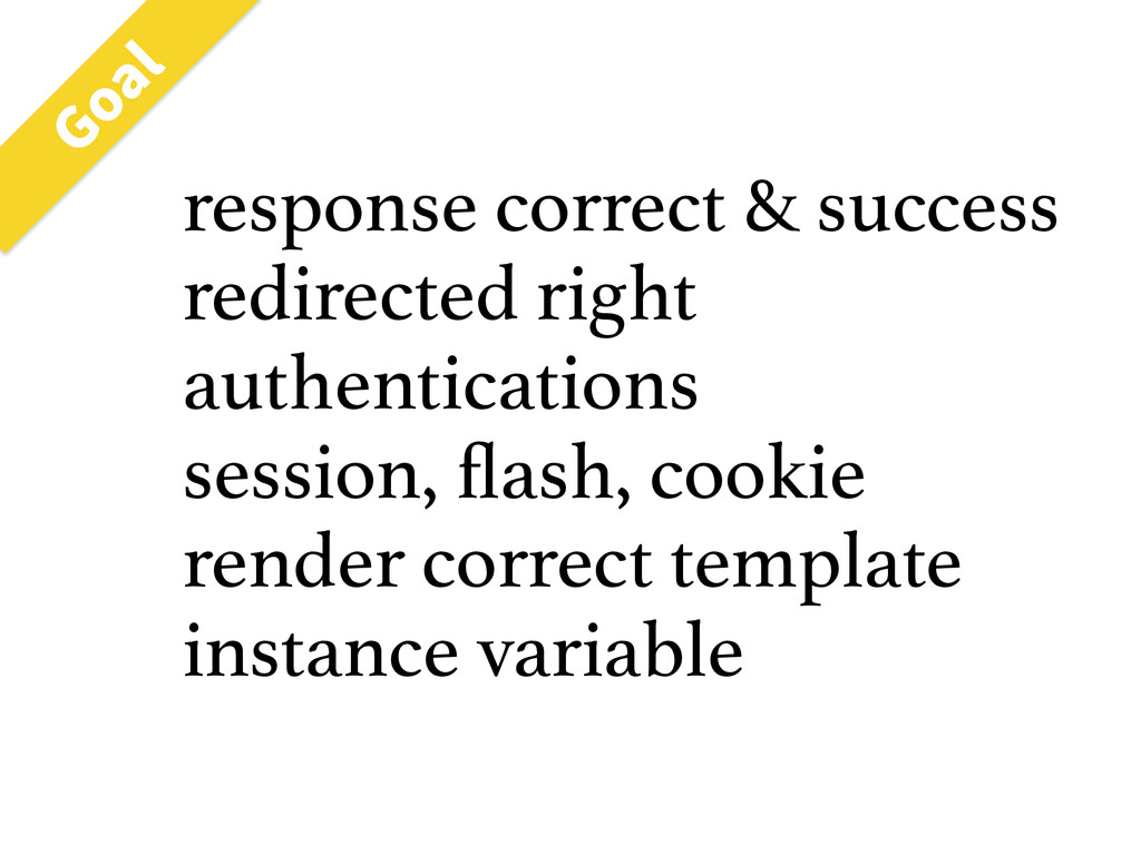 response correct & success redirected right aut...
