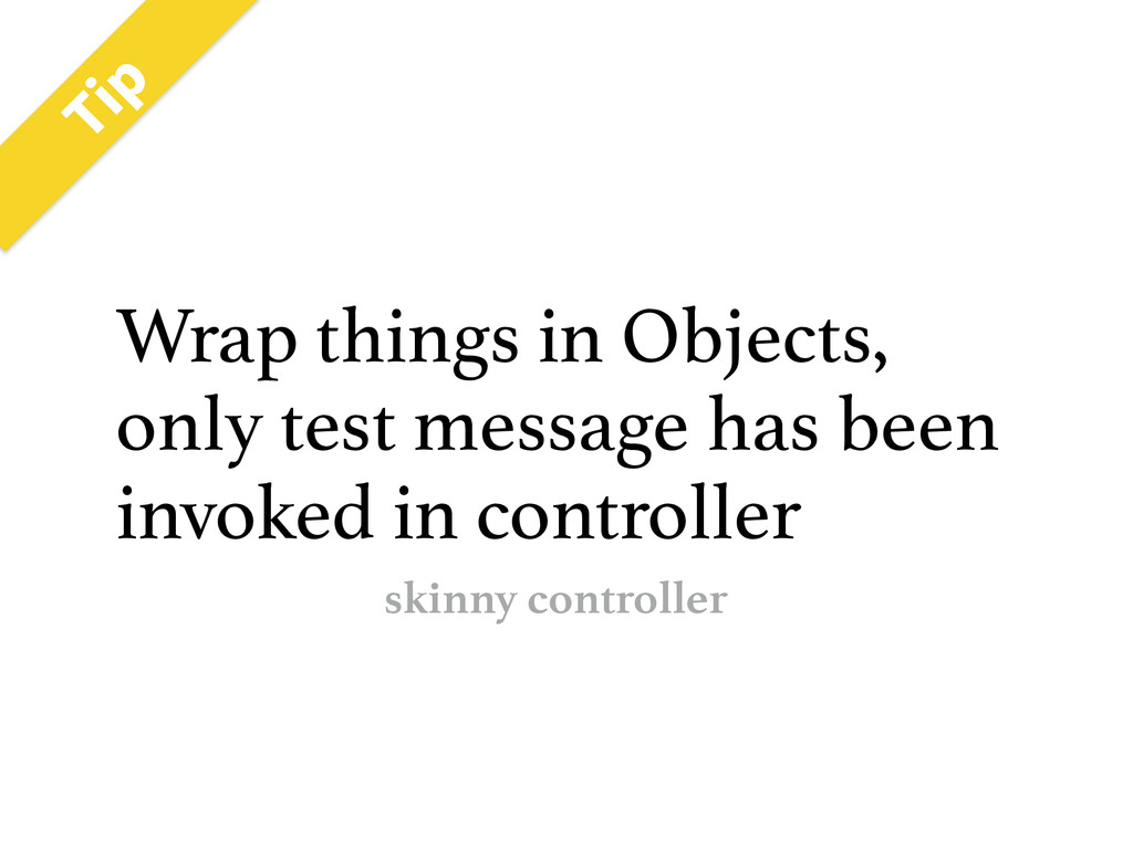 5JQ Wrap things in Objects, only test message h...