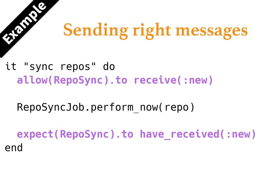"it ""sync repos"" do allow(RepoSync).to receive(:..."