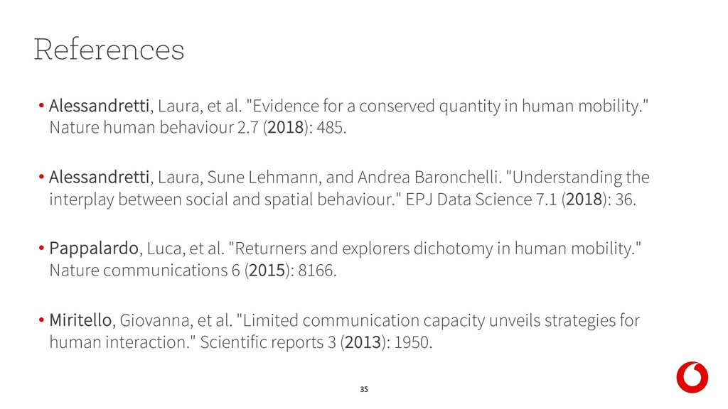"35 • Alessandretti, Laura, et al. ""Evidence for..."