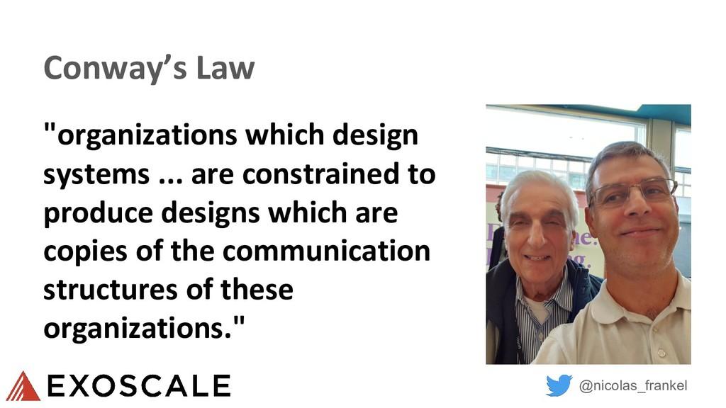 """@nicolas_frankel Conway's Law """"organizations wh..."""
