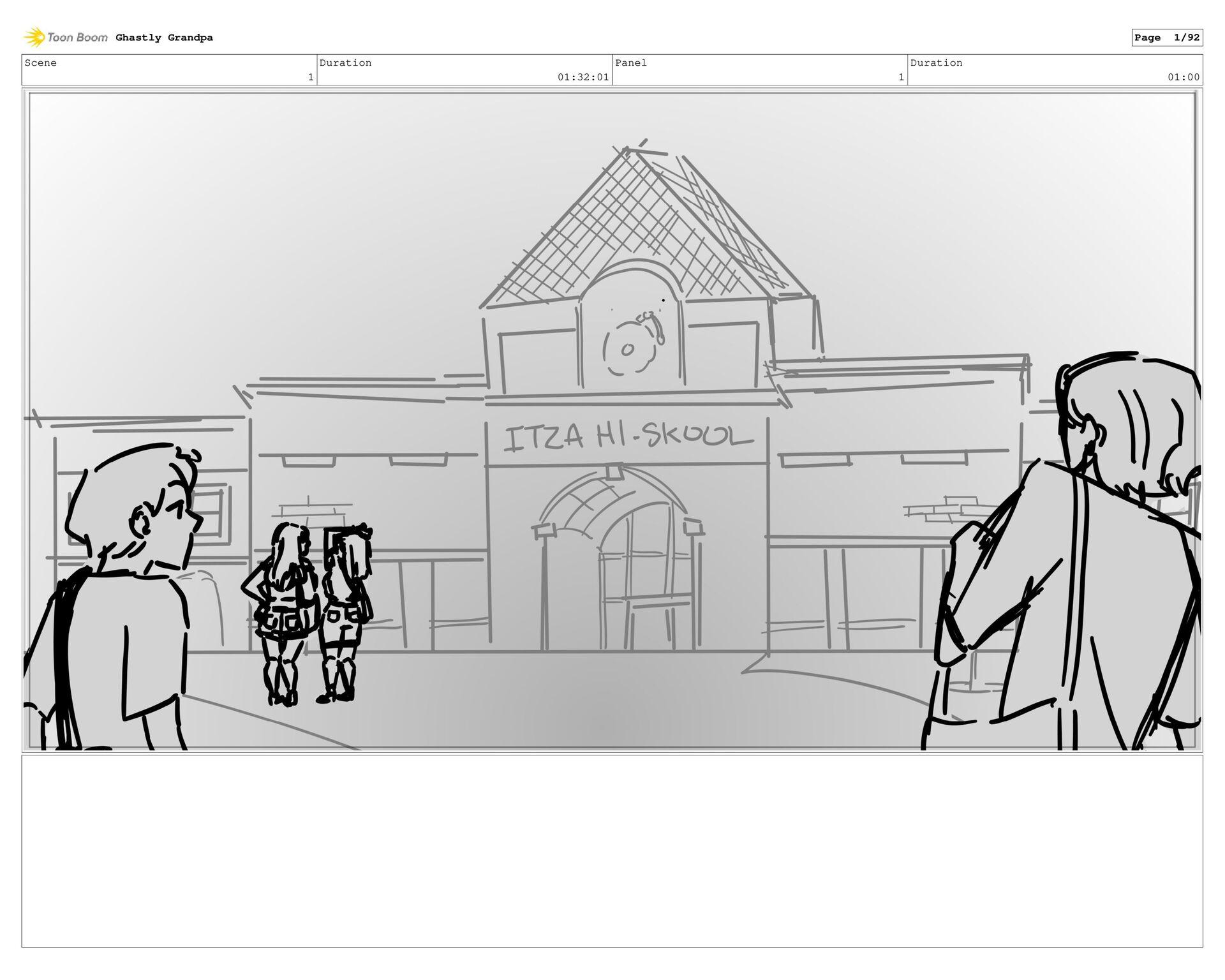 Ghastly Grandpa