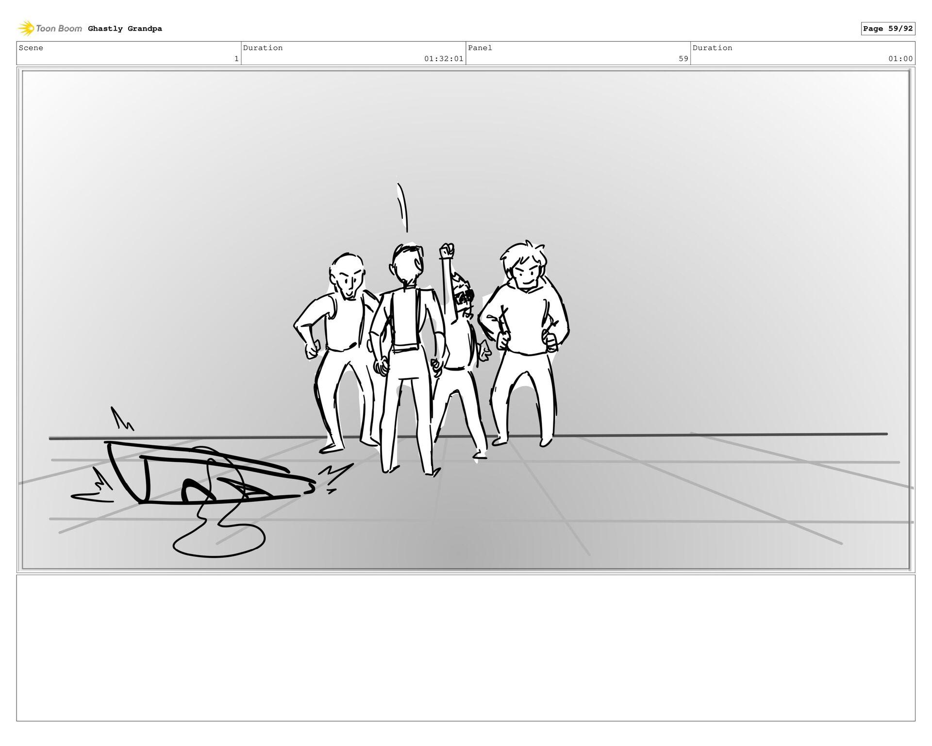 Scene 1 Duration 01:27:01 Panel 58 Duration 01:...