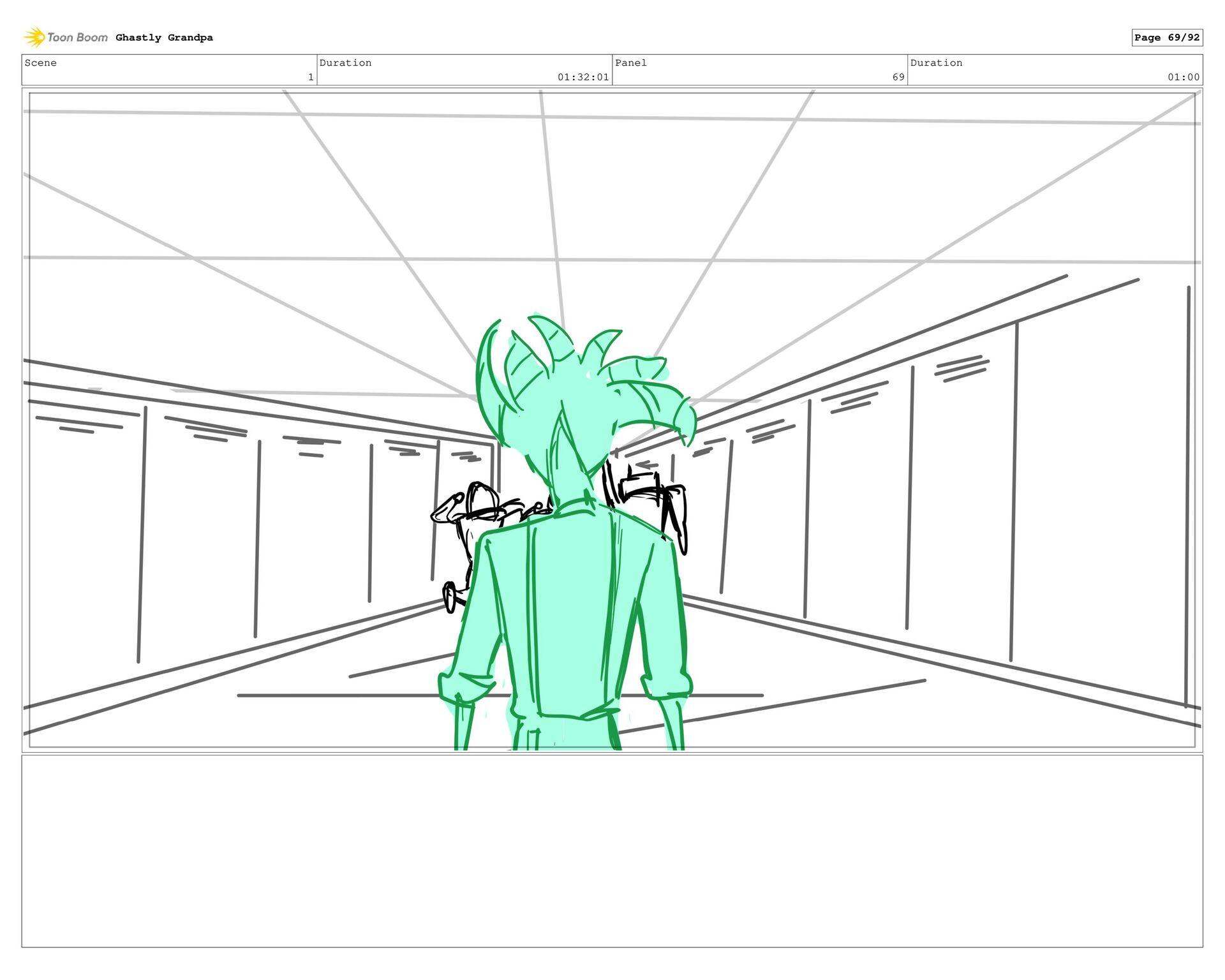 Scene 1 Duration 01:27:01 Panel 68 Duration 01:...