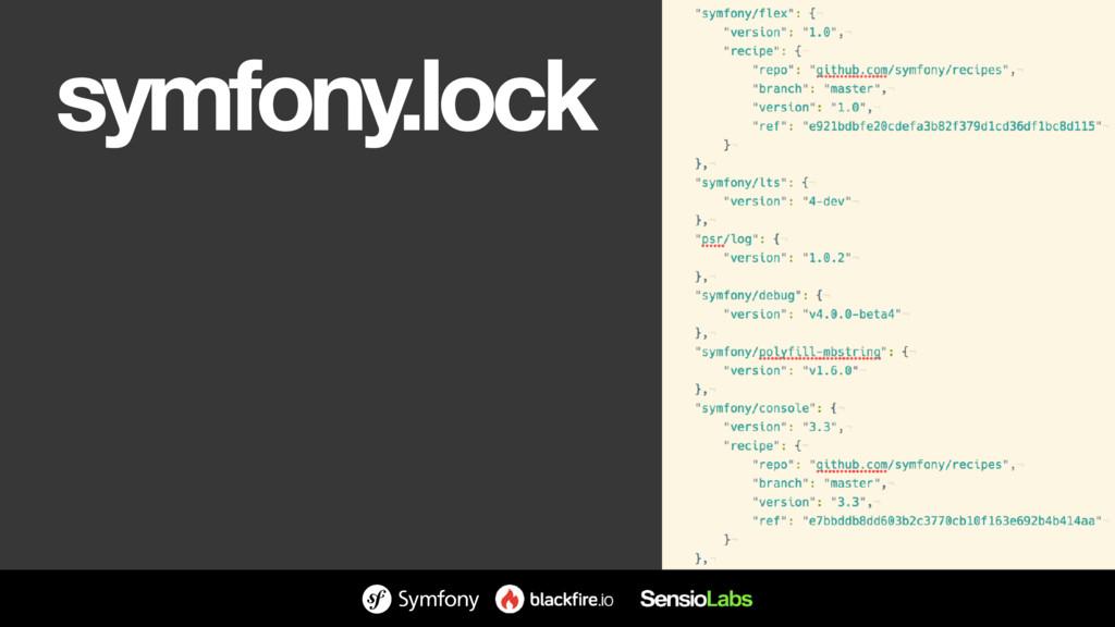 symfony.lock